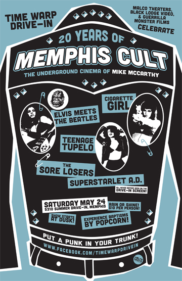 time warp drive in memphis cult-share